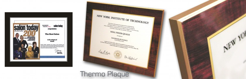 thermoplaque